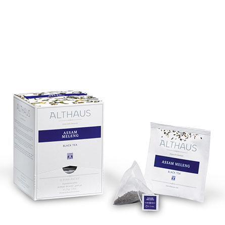 Пакетированный чай в пирамидках