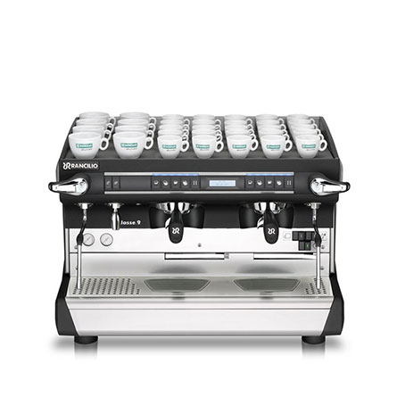 Rancilio Classe 9 USB Tall 2 Group