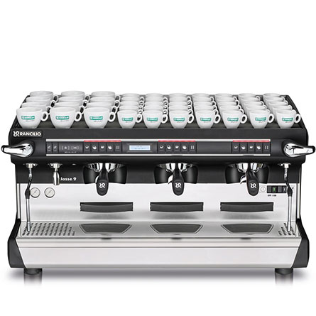 Rancilio Classe 9 USB XCELSIUS Tall 3 Group
