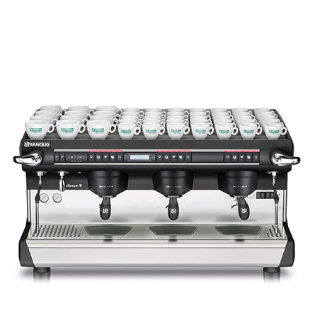 Rancilio Classe 9 USB XCELSIUS 3 Group